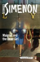 Maigret and the Dead Girl
