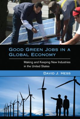 cover of the book Good Green Jobs in a Global Economy