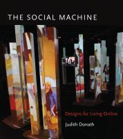 The social machine : designs for living online