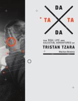 TaTa Dada : the real life and celestial adventures of Tristan Tzara