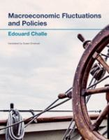Macroeconomic fluctuations and policies /