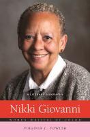 Nikki Giovanni : a literary biography