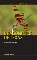 Dragonflies of Texas : a field guide