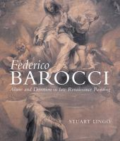 Federico Barocci : Renaissance master of color and line