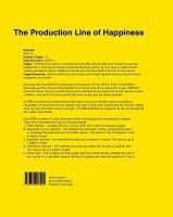 Christopher Williams : the production line of happiness