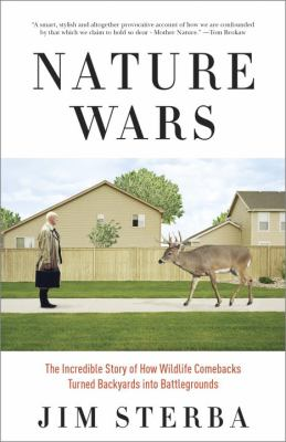 cover of the book Nature Wars