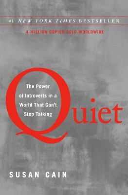 Cover art for Quiet: The Power of Introverts in a World That Can't Stop Talking