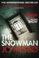 The Snowman book cover image