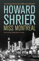 Book cover image - Miss Montreal - Howard Shrier