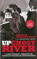 book cover image Up Ghost River