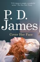 PD James book cover