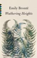 Book cover for Wuthering Heights by Emily Bronte