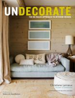 Cover art for Undecorate