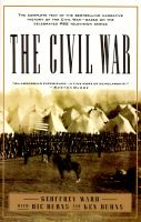 The Civil War [electronic resource]  : an illustrated history