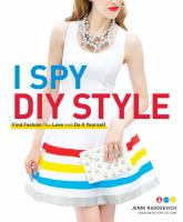 I Spy DIY Style