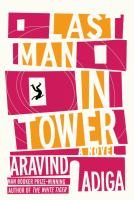 Last Man in Tower book cover
