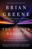 Cover of the book The hidden reality parallel universes and the deep laws of the cosmos