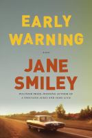 Cover of the book Early warning