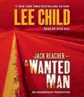 A wanted man[sound recording] /Lee Child.