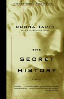 Cover of the book The secret history