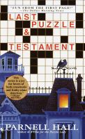Last puzzle & testament [electronic resource]