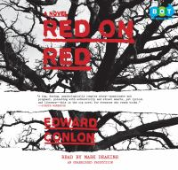 Cover of the book Red on red [a novel]