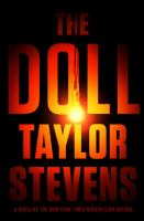 Book cover image - The Doll - Taylor Stevens