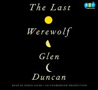 Cover of the book The last werewolf