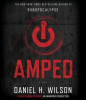 Cover of the book Amped a novel
