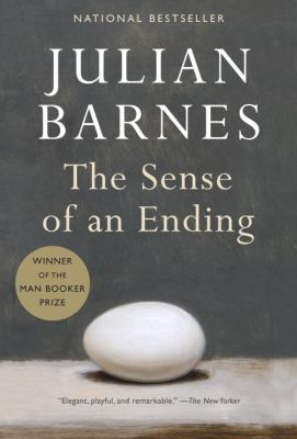 The Sense of an Ending book jacket