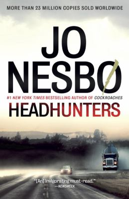 Cover art for Headhunters: A Novel