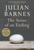 Cover of the book The sense of an ending