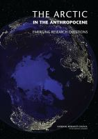 The Arctic in the Anthropocene : emerging research questions