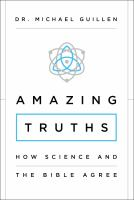 book cover image Amazing Truths