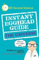 Instant egghead guide : the universe