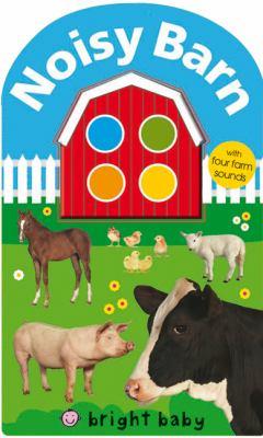 Noisy Barn with Four Farm Sounds