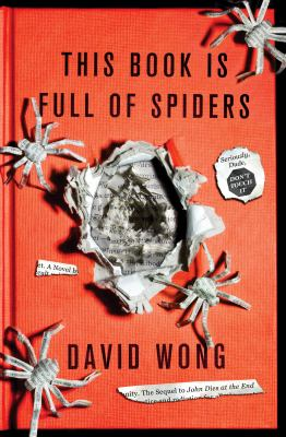 This Book is Full of Spiders, Seriously Dude Don't Touch It