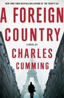 Cover of the book A foreign country