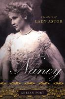 book cover image Nancy the life of Lady Astor