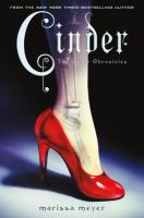 Cinder, by Marissa Meyer