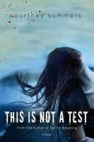This is not a test.