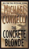 Cover of the book The concrete blonde