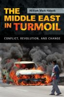 The Middle East in turmoil [electronic resource] : conflict, revolution, and change