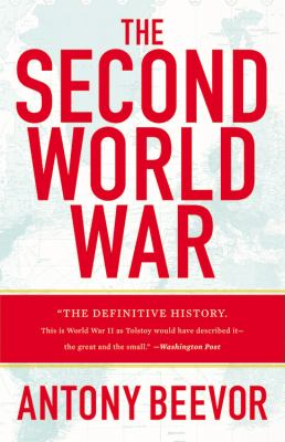 Cover art for The Second World War