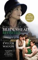 Cover of the book Brideshead revisited : the sacred and profane memories of Captain Charles Ryder