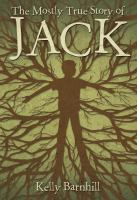 The Mostly True Story of jack book cover