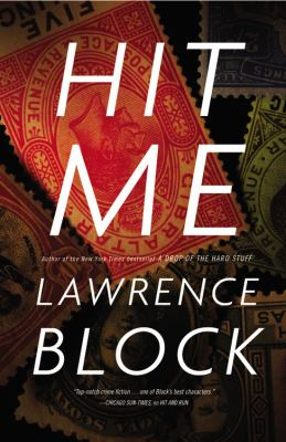 Cover Art for Hit me : a Keller novel 