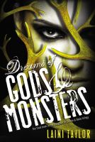Cover of the book Dreams of gods & monsters
