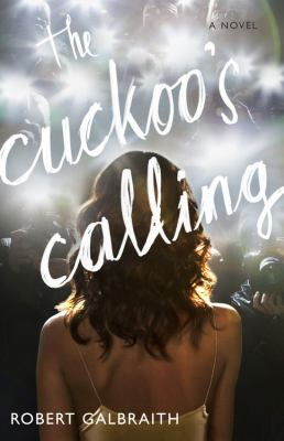 Cover art for The Cuckoo's Calling