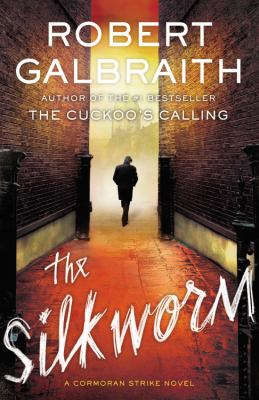 Cover Image for The Silkworm by Robert Galbraith